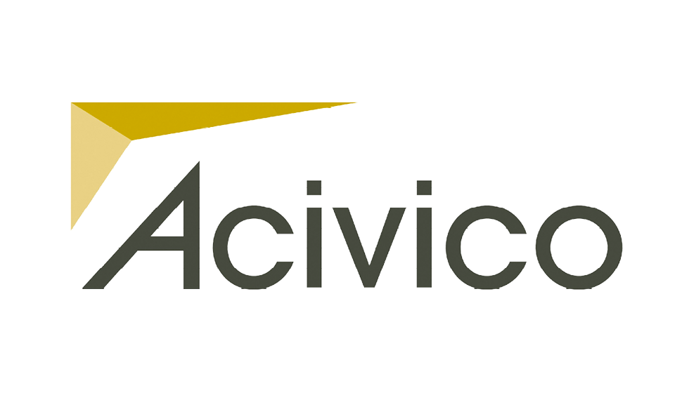 Supported by Acivico