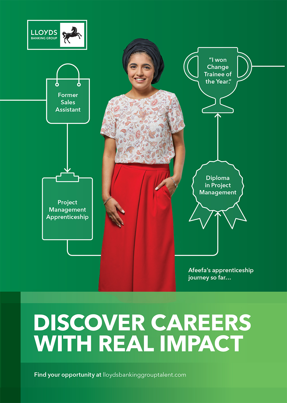 Discover careers with real impact